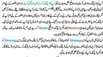 Very Profitable Forex Trading Strategy In Urdu By ForexGuru.Pk