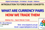 What Are Currency Pairs And How We Trade Them In Urdu Hindi