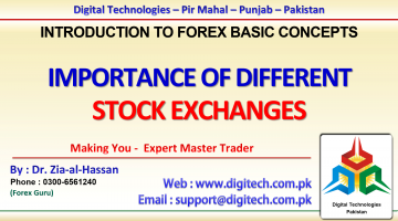 Importance Of Different Forex Stock Exchanges In The World In Urdu Hindi