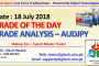 018. 18 July 2018 - Forex Guru Live Trading Room - Trades Of The Day - AUDJPY