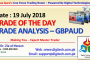 020. 19 July 2018 - Forex Guru Live Trading Room - Trades Of The Day - GBPAUD