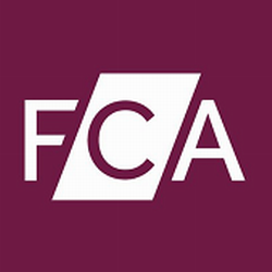 British Financial Conduct Authority (FCA) Logo