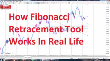 How Fibonacci Retracement Tool Works In Real Life