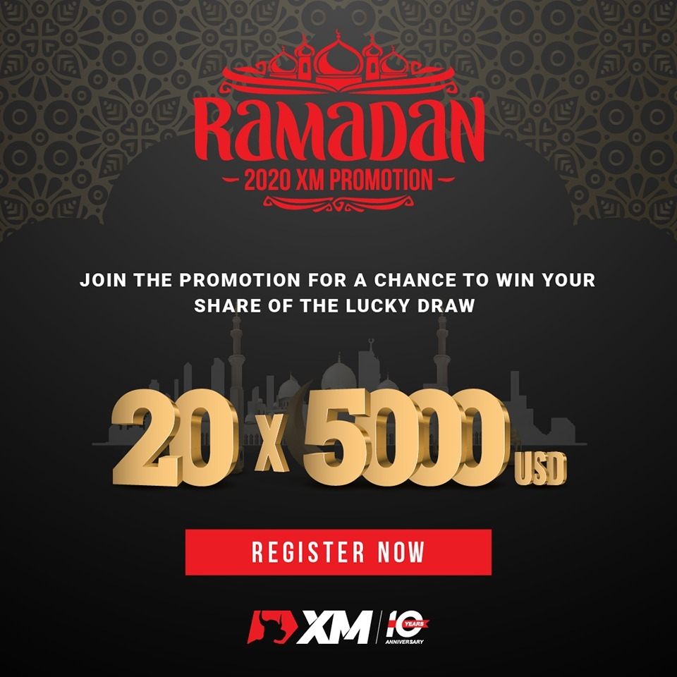Win 5000$ In Xm in Ramzan