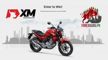Xm Honda Bike Promotion In Pakistan