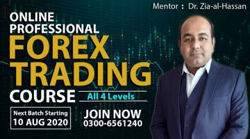 August Batch Sarting - Professional Forex Trading Course