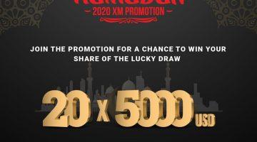 Win 5000$ In Xm in Ramzan