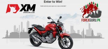 Xm Honda Bike Promotion In Pakistan