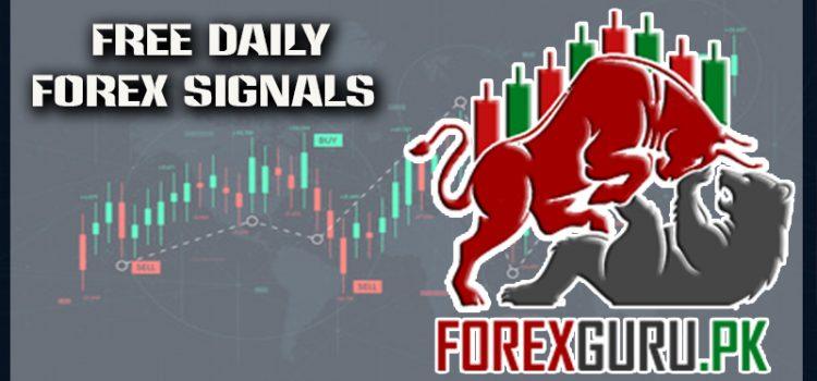 Free Daily Forex Signals By ForexGuru.Pk
